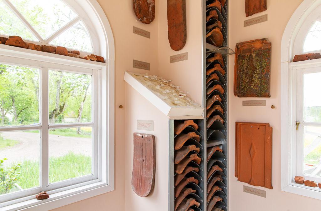 Taktegelmuseum i Trosa